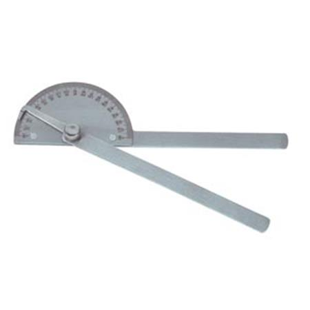 Baseline Stainless Steel 180 Degree Goniometer 8""