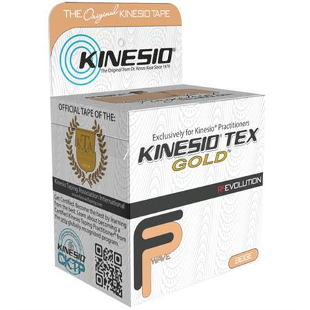 "Kinesio Tex Tape, Water Repellent, 3"" X 16.4"""