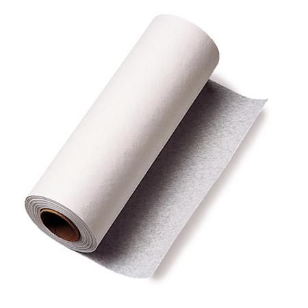"Smooth Headrest Paper 8.5""W X 225'L, 25 Rolls Wht"