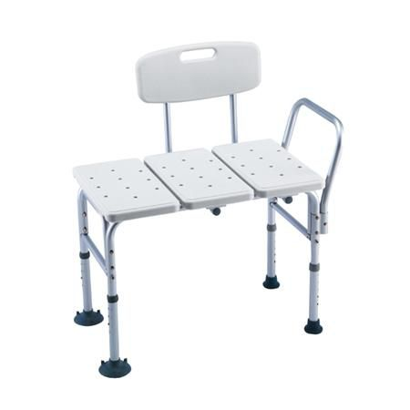 Invacare Careguard Tool-Less Transfer Bench