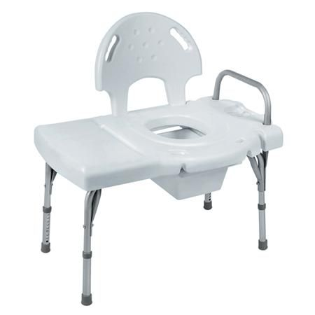 Invacare Transfer Bench With Commode
