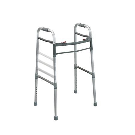 Drive Universal Deluxe 2-Button Folding Walker