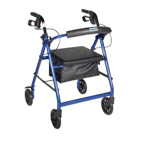 Drive Duet Transport Chair/Rollator