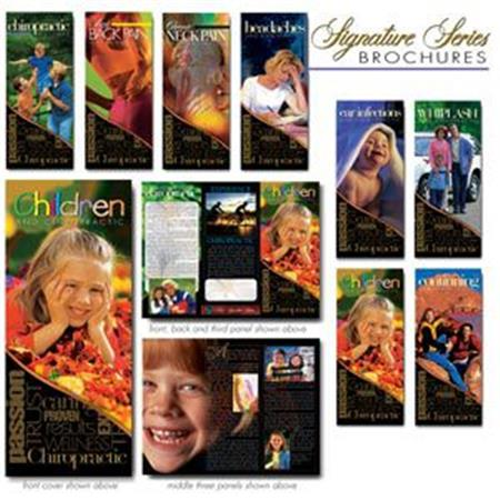 Scrip Hessco Signature Series Brochures