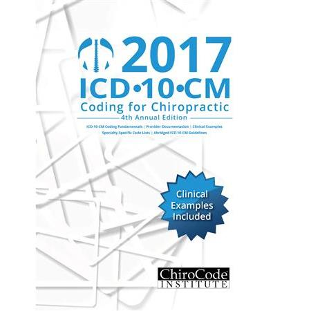 2017 Icd-10 Coding For Chiropractic