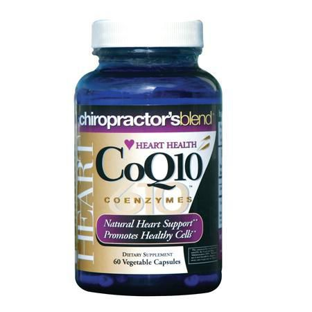 Co-Q10 Coenzymes - 60 Capsules/Bottle