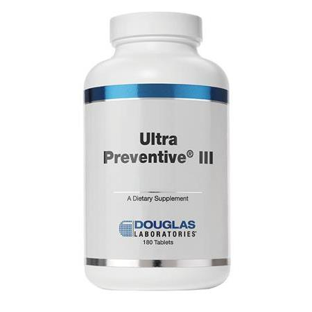 Douglas Labs Ultra Preventive Iii - 180 Tablet