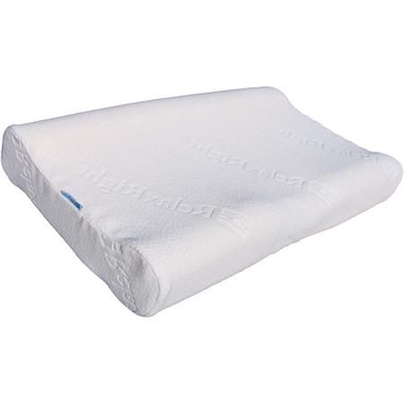 Relax Right Large Memory Foam Pillow