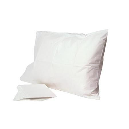 "Premium Paper Pillow Cases, 100/Case, 21""X 30"""