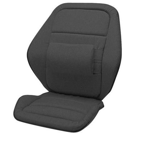 Sacro-Ease Deluxe Model 2000 Back Rest Black
