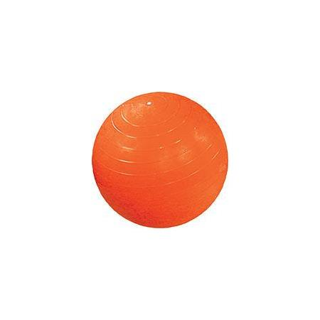 Cando® Inflatable Exercise Ball, 55cm Orange