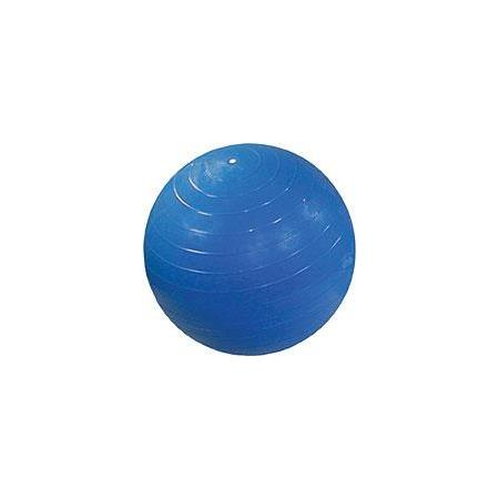 Cando® Inflatable Exercise Ball, 85cm Blue