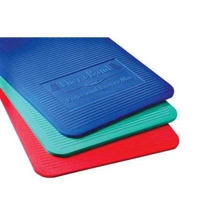 "Thera-Band Exercise Mat 24"" X 75"" X 1"" Blue"