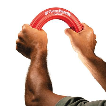Thera-Band Flexbar Light Red 10 Lbs