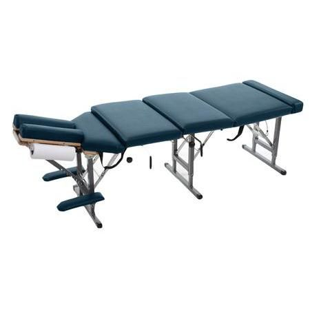 ScripHessco T-2000 Portable Table with Lumbo Pelvic Drop