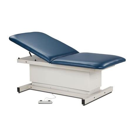 Shrouded Bariatric Power Table with Adj Backrest