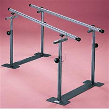 Parallel Bars 7' Side Folding