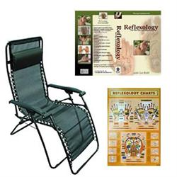 Exclusive 19 Reclining Reflexology System W/ Dvd