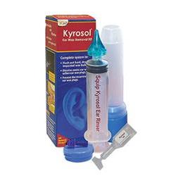 Kyrosol Ear Wax Removal Kit For Sale Ear Wax Cleaning Kit