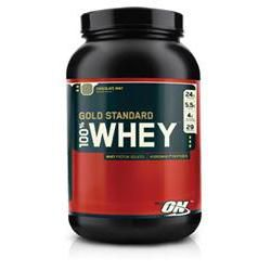 Optimum Nutrition 100% Whey Gold Standard Protein, Mint 2lbs
