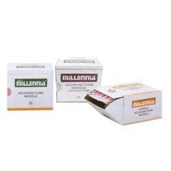 Millennia Acupuncture Needles .22Mm, #34, 2'