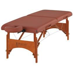 "Master Massage Equipment Fairlane 28"" Table, Cinnamon"