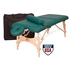 Oakworks® Aurora Essential Massage Table Package