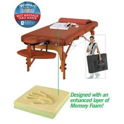 Master Massage Dolce LX Portable Massage Table Package