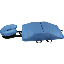 bodyCushion™ 3 Piece System Medical Blue