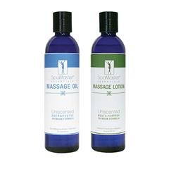 Master Massage 8 Oz Oil And Lotion 2 Pack