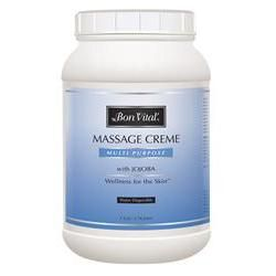 Bon Vital' Multi Purpose Massage Creme 1 Gallon