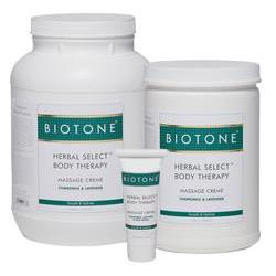 BIOTONE® Herbal Select™ Body Massage Crème