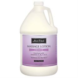 Bon Vital Swedish Massage Lotion 1 Gal