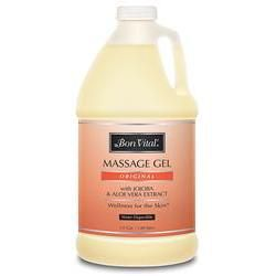 Bon Vital Original Massage Gel 1/2 Gallon