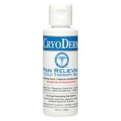 Cryoderm 4 Oz Gel