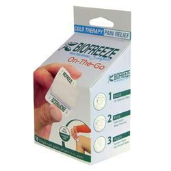 Biofreeze Singles On The Go, 10/Box