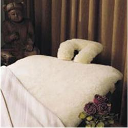 SnugSoft Elite 100% Natural Wool 1.75' Massage Table Pad