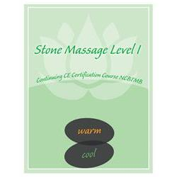 Stone Massage Home Study Course Level I