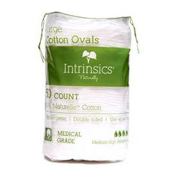 Intrinsics Cotton Oval 3' - 50 Count
