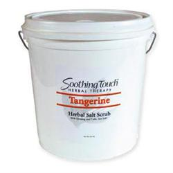 Soothing Touch Salt Scrub Tangerine 2 Gallon