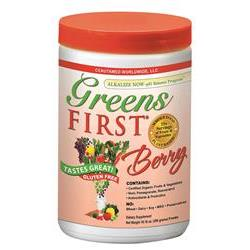 Greens First Berry Vitamin Supplement