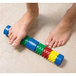 Foot Log Massage Roller With Card And Booklet