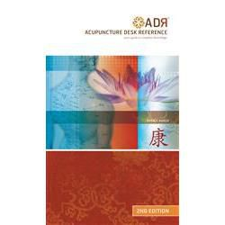 Acupuncture Desk Reference Book