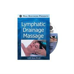 Lymphatic Drainage Massage DVD By Sean Riehl
