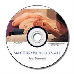 The Sanctuary Protocols Dvd - For The Feet