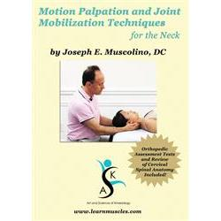 Joint Mobilization Of The Neck DVD