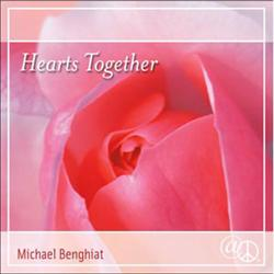 "At Peace Music ""Hearts Together"" Cd By Benghiat"