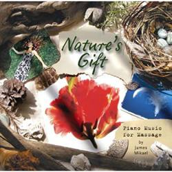 At Peace Music 'Nature's Gift' Cd By James Brue