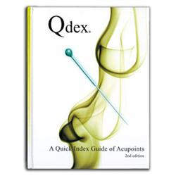 Qdex- A Quick Index Of Acupuncture Points, 2Nd Ed.