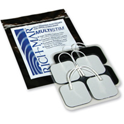 RichMar MultiStim Foam Electrodes - 4 per Package